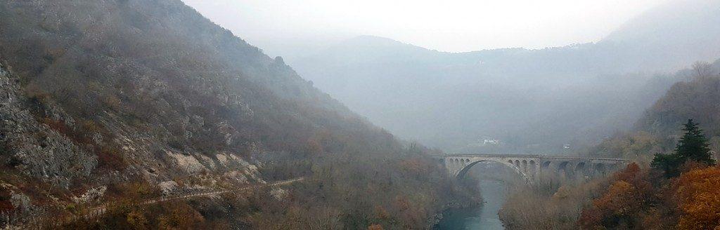 Solkanski Most Slovenie