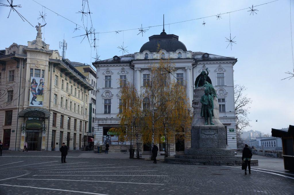 Stedentrip Ljubljana