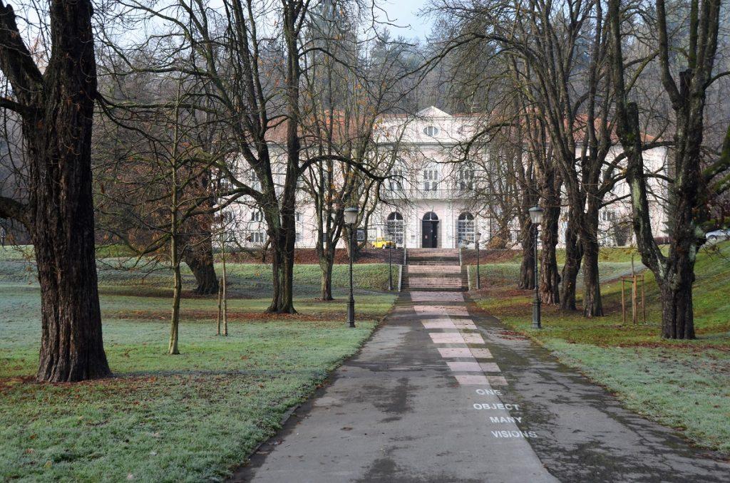 Tivoli in Ljubljana