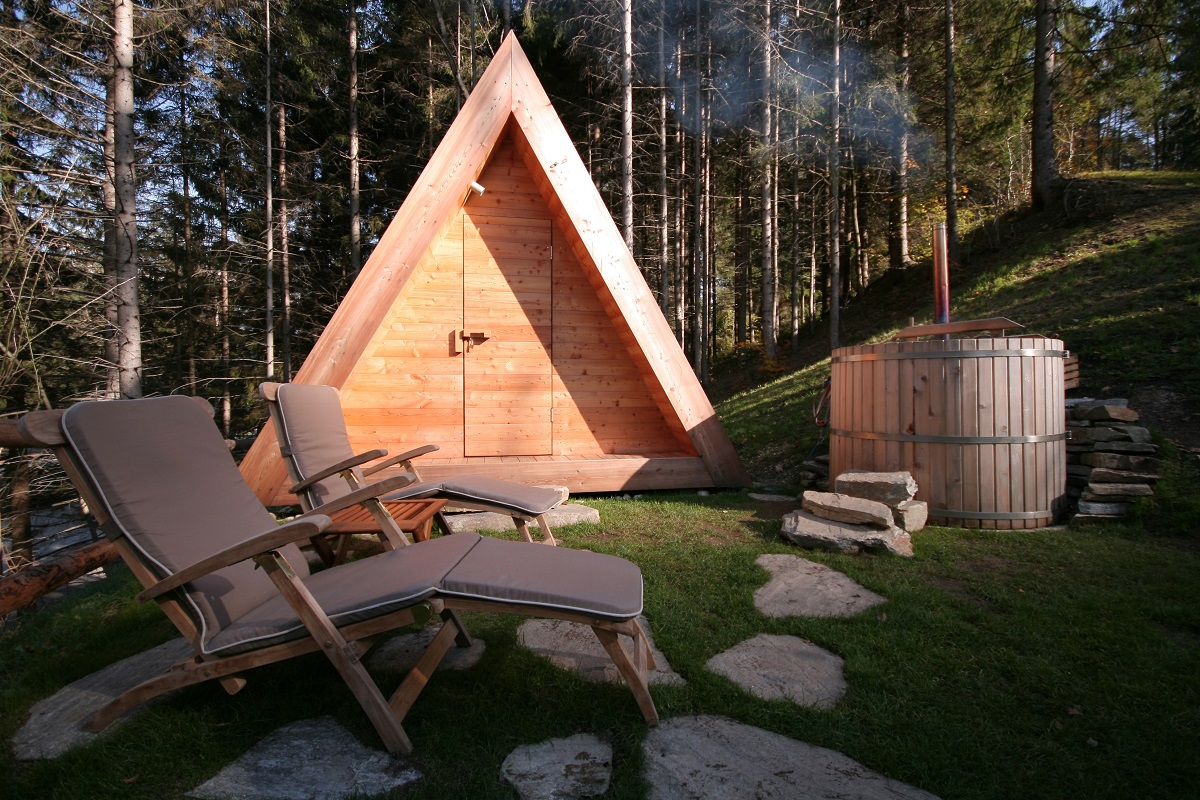 Glamping in Slovenie