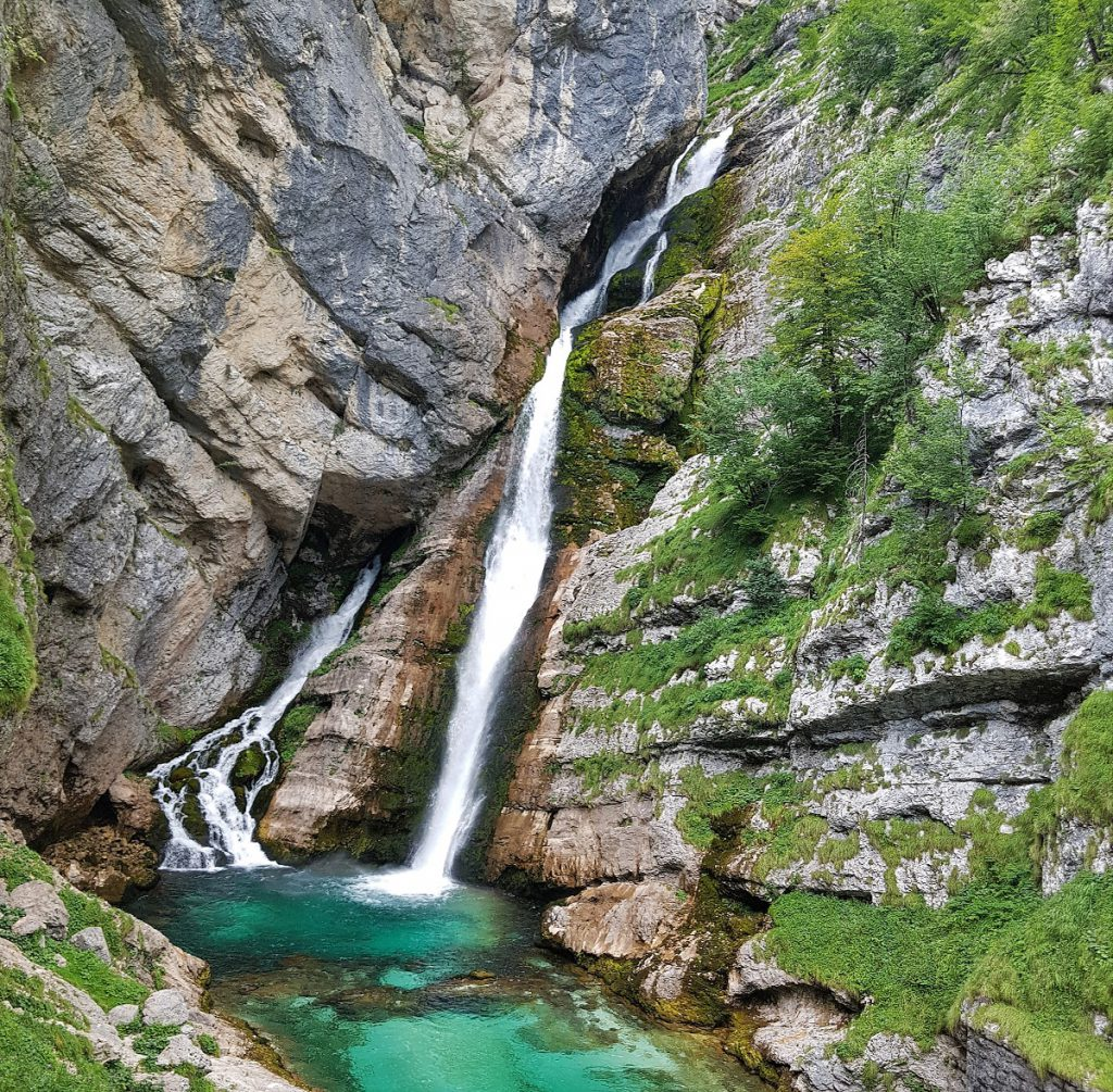 Savica-waterval
