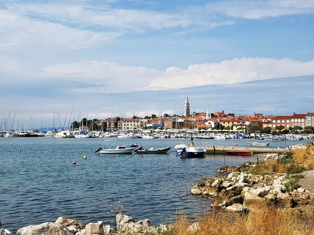 Izola aan de Sloveense kust